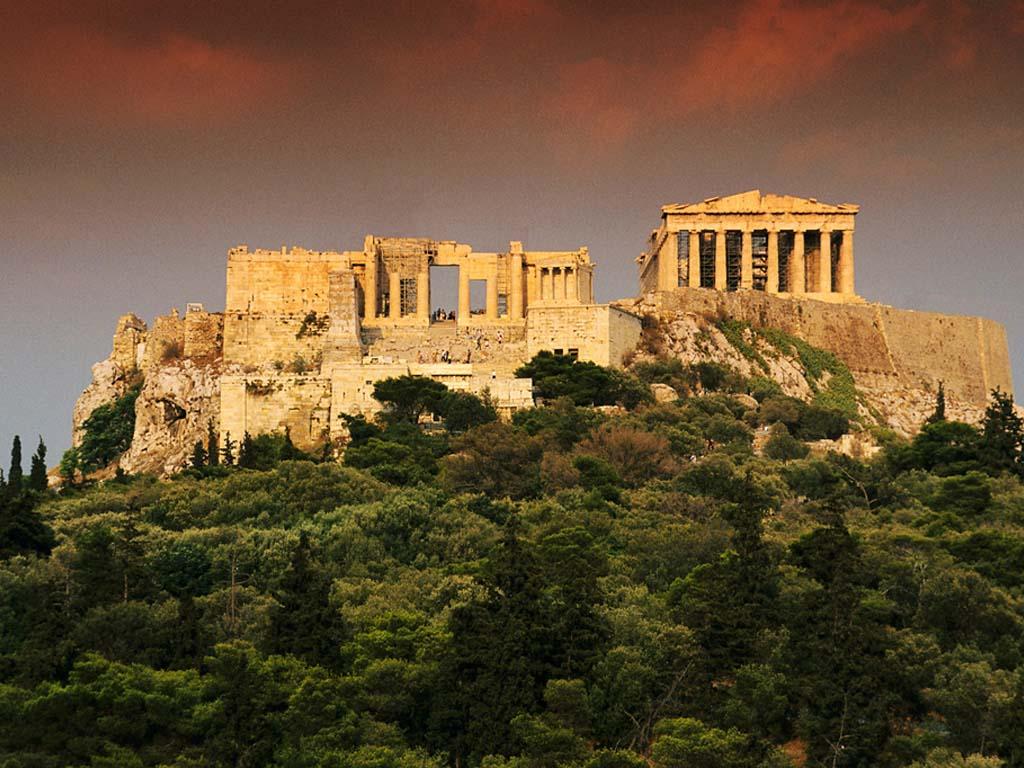 Атина - градът на боговете