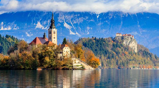 Почуствай Словения