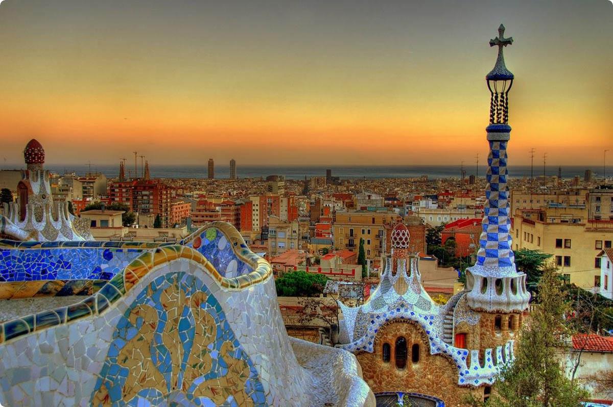 Барселона, Френска и Лигурска Ривиера
