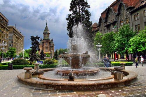 Обиколка на Банатска област - Сърбия, Румъния и Унгария