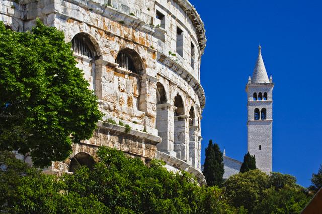 Полуостров Истрия - Синьо-зеленото сърце на Хърватия